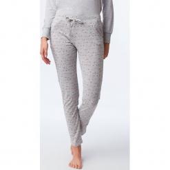 Etam - Spodnie piżamowe. Szare piżamy damskie Etam, z bawełny. Za 89.90 zł.