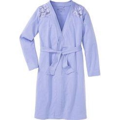 Szlafrok kimono bonprix jasny lawendowy. Szlafroki damskie marki NABAIJI. Za 79.99 zł.