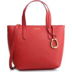 Torebka LAUREN RALPH LAUREN - Merrimack 431730284003 Red. Czerwone torebki do ręki damskie Lauren Ralph Lauren, ze skóry ekologicznej. Za 649.00 zł.