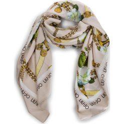 Chusta LIU JO - Foulard 120x120 A19282 T0300 Angora 09244. Brązowe szaliki i chusty damskie Liu Jo, z materiału. Za 199.00 zł.