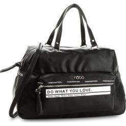 Torebka NOBO - NBAG-E1320-C020 Czarny. Czarne torby na ramię damskie Nobo. W wyprzedaży za 139.00 zł.