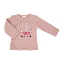 Makoma Koszulka Dziewczęca Unicorn 62 Różowa. Czerwone bluzki dla dziewczynek Makoma, z bawełny. Za 35.00 zł.