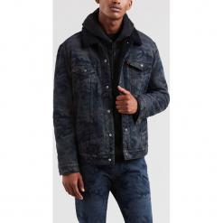 Levi's - Kurtka jeansowa Justin Timberlake. Brązowe kurtki męskie Levi's, z bawełny. Za 499.90 zł.