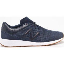 New Balance - Buty. Szare buty sportowe męskie New Balance, z materiału. W wyprzedaży za 339.90 zł.