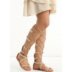sandały gladiatorki dla dzieci