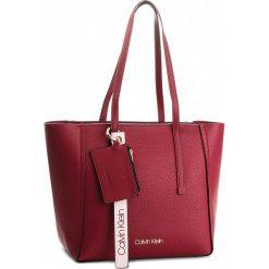 Torebka CALVIN KLEIN - Ck Base Medium Shopper K60K604427  628. Czerwone torebki shopper damskie Calvin Klein, ze skóry ekologicznej. Za 649.00 zł.