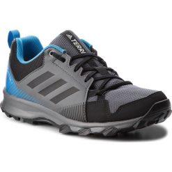 Buty adidas - Terrex Tracerocker Gtx GORE-TEX AC7938  Grefiv/Cblack/Brblue. Szare buty sportowe męskie Adidas, z gore-texu. W wyprzedaży za 279.00 zł.