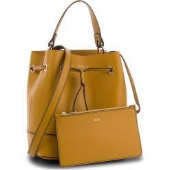 Torebka FURLA - Stacy 985954 B BJQ3 FLE Ginestra e. Żółte torebki do ręki damskie Furla, ze skóry. Za 1,355.00 zł.