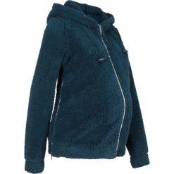 Bluza ciążowa z polaru baranka bonprix ciemnoniebieski. Bluzy damskie marki KALENJI. Za 99.99 zł.