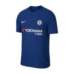 Nike Koszulka piłkarska CFC M Vapor Match JSY SS HM niebieska r. M (905518 496). Koszulki sportowe męskie Nike. Za 417.00 zł.