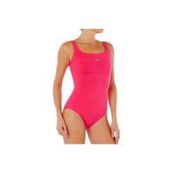Strój pływacki jednoczęściowy Heva+ damski. Czarne kostiumy jednoczęściowe damskie NABAIJI. Za 49.99 zł.