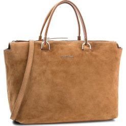 Torebka COCCINELLE - CI1 Keyla Suede E1 CI1 18 01 01 Cuir W12. Brązowe torebki do ręki damskie Coccinelle, ze skóry. W wyprzedaży za 1,049.00 zł.