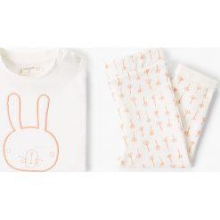 Mango Kids - Piżama dziecięca Bonny 62-80 cm. Bielizna dla chłopców marki Mango Kids. W wyprzedaży za 39.90 zł.