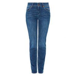 S.Oliver Jeansy Damskie 38/32 Niebieski. Niebieskie jeansy damskie S.Oliver. W wyprzedaży za 165.00 zł.