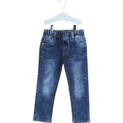 Niebieskie Jeansy Golden Cage. Jeansy dla chłopców marki Reserved. Za 29.99 zł.