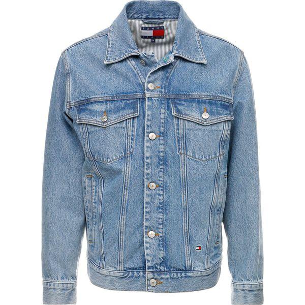 c050ff1c51bad Tommy Jeans TOMMY JEANS 90S Kurtka jeansowa blue denim - Kurtki ...