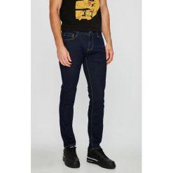 Mustang - Jeansy Oregon. Niebieskie jeansy męskie Mustang. W wyprzedaży za 219.90 zł.