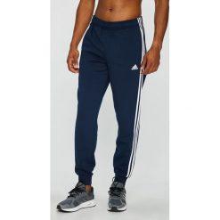 Adidas Performance - Spodnie. Szare spodnie sportowe męskie adidas Performance, z bawełny. W wyprzedaży za 179.90 zł.