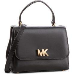 Torebka MICHAEL MICHAEL KORS - Mott 30S8GOXS1L  Black. Czarne torebki do ręki damskie MICHAEL Michael Kors, ze skóry. W wyprzedaży za 759.00 zł.
