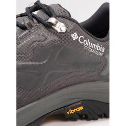 Columbia TERREBONNE OUTDRY EXTREME Obuwie hikingowe black/white. Buty sportowe męskie Columbia, z gumy, outdoorowe. W wyprzedaży za 395.40 zł.