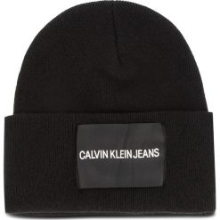 Czapka CALVIN KLEIN JEANS - J Calvin Klein Jeans K40K400759 001. Czarne czapki i kapelusze damskie Calvin Klein Jeans. Za 179.00 zł.