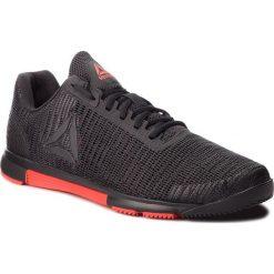 Buty Reebok - Speed Tr Flexweave CN5499 Black/Carotene. Czarne buty sportowe męskie Reebok, z materiału. W wyprzedaży za 299.00 zł.