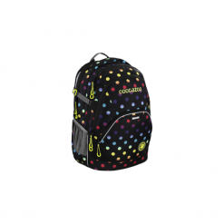 Plecak EvverClevver II, kolor: Magic Polka, system MatchPatch. Torby i plecaki dziecięce marki Tuloko. Za 494.99 zł.
