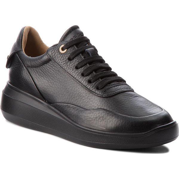 Sneakersy GEOX D Rubidia A D84APA 00046 C9999 Black