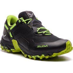 Buty SALEWA - Speed Beat Gtx GORE-TEX 61338-0978 Black Out/Fluo Yellow. Czarne buty sportowe męskie Salewa, z gore-texu. W wyprzedaży za 719.00 zł.