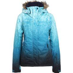 Roxy JET SKI  Kurtka snowboardowa ink blue/solargradient. Kurtki sportowe damskie Roxy, z materiału. W wyprzedaży za 836.10 zł.