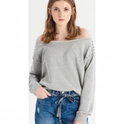 Bluza z prostym dekoltem - Jasny szar. Bluzy damskie marki KALENJI. W wyprzedaży za 24.99 zł.