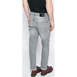 Pepe Jeans - Jeansy. Szare jeansy męskie Pepe Jeans. W wyprzedaży za 219.90 zł.