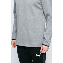 Puma - Bluza. Szare bluzy męskie Puma, z bawełny. W wyprzedaży za 139.90 zł.