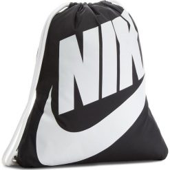 Plecak NIKE - BA5351 011. Czarne plecaki damskie Nike, z materiału, sportowe. Za 75.00 zł.
