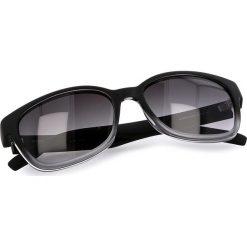 Okulary przeciwsłoneczne BOSS - 0251/S Black Grey PZP. Czarne okulary przeciwsłoneczne damskie Boss, z tworzywa sztucznego. W wyprzedaży za 429.00 zł.