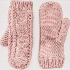 Rękawiczki z jednym palcem - Różowy. Czerwone rękawiczki damskie House. Za 35.99 zł.