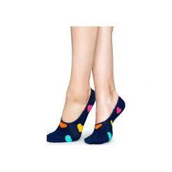 Skarpetki Happy Socks Liner Socks HA06-067. Czerwone skarpety męskie Happy Socks, z bawełny. Za 18.13 zł.