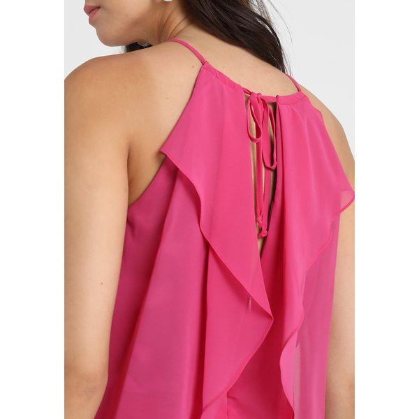 4056dea370 Swing Sukienka koktajlowa magenta - Sukienki damskie marki Swing