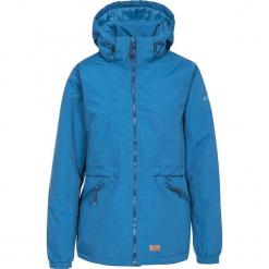 """Kurtka funkcyjna """"Liberate"""" w kolorze niebieskim. Niebieskie kurtki damskie Trespass Snow Women. W wyprzedaży za 173.95 zł."""