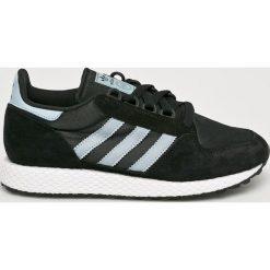 Adidas Originals - Buty Forest Grove. Szare obuwie sportowe damskie adidas Originals, z materiału. Za 329.90 zł.