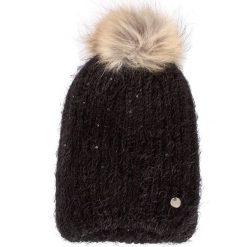 Czapka LIU JO - Cuffia Mohair Paille A18252 M0300 Nero 22222. Czarne czapki i kapelusze damskie Liu Jo, z materiału. W wyprzedaży za 209.00 zł.