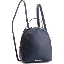 Plecak WITTCHEN - 87-4Y-418-7 Granatowy. Niebieskie plecaki damskie Wittchen, ze skóry ekologicznej. W wyprzedaży za 199.00 zł.