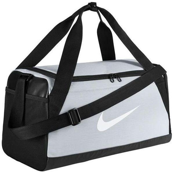 d6a5ca78ece45 Nike Torba sportowa BA5335 043 Brasilia S Duff szara - Torby ...