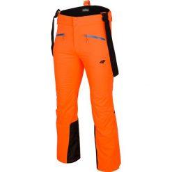 Spodnie narciarskie HQ Performance SPMN151 - pomarańcz neon. Spodnie snowboardowe męskie marki WED'ZE. Za 599.99 zł.