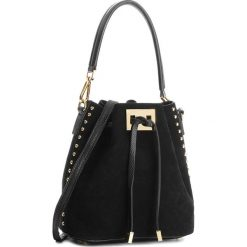 Torebka CREOLE - K10506  Czarny. Czarne torebki do ręki damskie Creole, ze skóry. Za 219.00 zł.