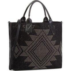 Torebka PINKO - Borghese Shopping L AI 18-19 PL PLT01 1H20HH Y4PF  Black Z99. Torby na ramię damskie marki B'TWIN. W wyprzedaży za 579.00 zł.