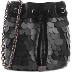 Torebka MARELLA - Lord 68760385200 001. Czarne torebki do ręki damskie Marella, z materiału. Za 499.00 zł.
