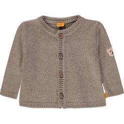 Kardigan w kolorze szarobrązowym. Swetry dla dziewczynek marki bonprix. W wyprzedaży za 147.95 zł.