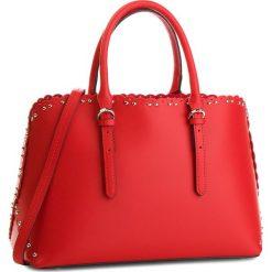 Torebka CREOLE - K10538 Czerwony. Czerwone torebki do ręki damskie Creole, ze skóry. Za 359.00 zł.