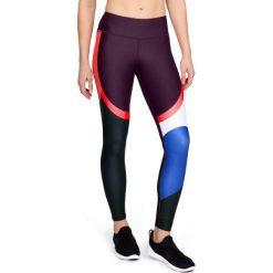 Under Armour Spodnie damskie Balance Q2 Graphic Legging  czarno-niebieskie r. XS (1311082-564). Spodnie dresowe damskie marki bonprix. Za 220.28 zł.